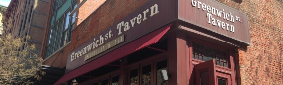 Robert Sayegh buys half ownership of Greenwich Street Tavern
